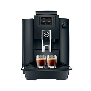 JURA WE6 PianoBlack Used Coffeemachine automatic