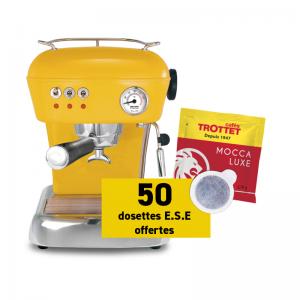Ascaso Dream Versatile Yellow + 50 pods