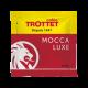 50 Caps Cafe Mocca Luxe Compatible Dosettes E.S.E. Cafés Trottet