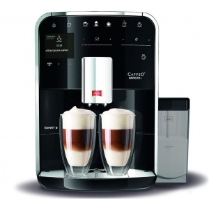 Melitta Barista Smart T F83/0-102 Black automatic coffeemachine