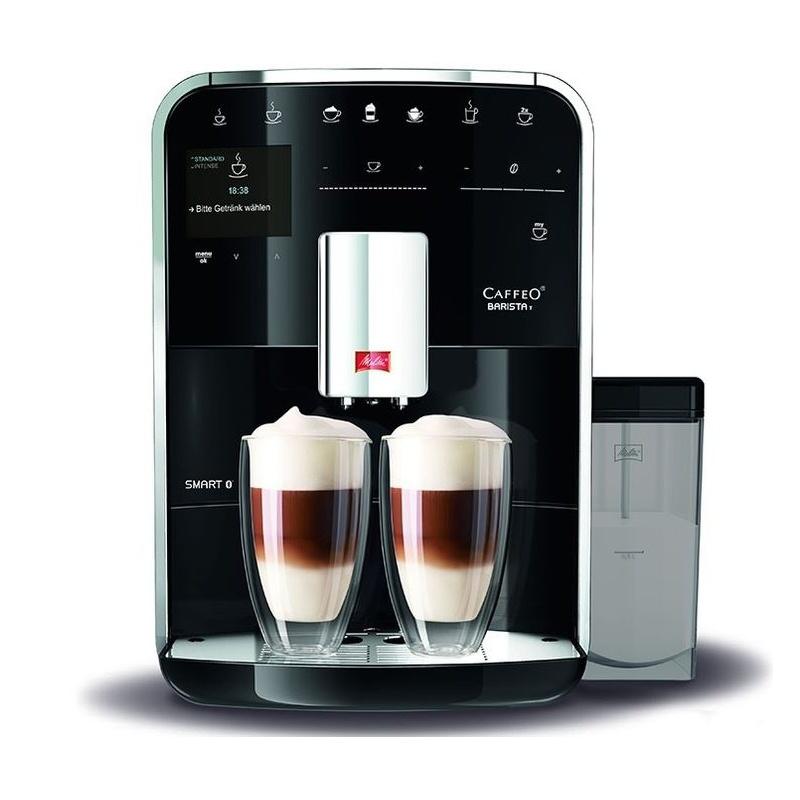 Melitta Barista Smart T F83/0-102 Black automatic coffeemachine