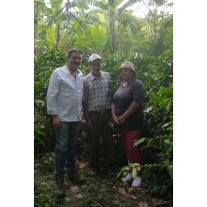 Ecuador Las Terrazas Kaffeebohnen 250G Cafés Trottet