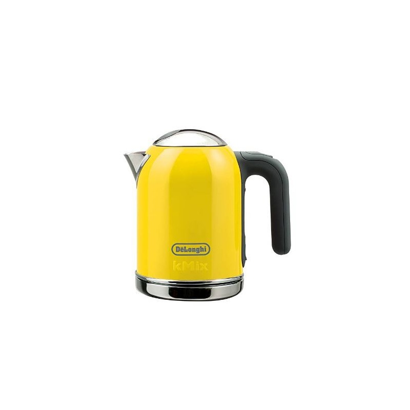 Delonghi - Kettle 1L Kmix Yellow