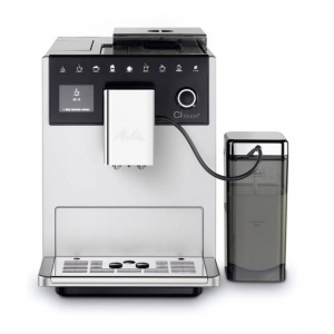 Melitta Ci Touch F630-101 Argent Noire