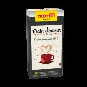 Grain d'Amour St-Valentin 10 capsules