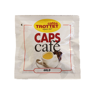 Caps Cafe Budget Gold 50 Capsules