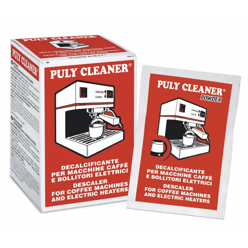 PulyCaff PULY CLEANER 10 sachets de détartrage