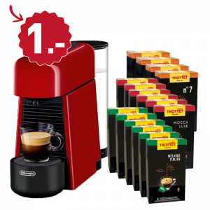 Delonghi Essenza Plus En200 Rouge