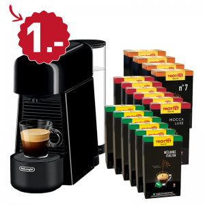 Buy 800 capsules, Delonghi EN200 to CHF 1.-