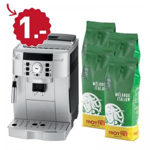 1 kg Café en grain Mélange Italien Cafés Trottet