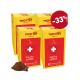 Swisscoffee 4x250G Café en grains PACK