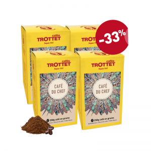 Café du Chef en grains 1KG