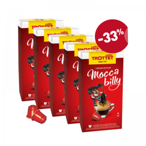 Moccy Billy 10 capsules x 5 Pack