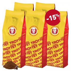 Coffeebeans Felicidad Bio Max Havelaar 5KG Pack