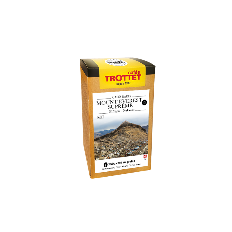 Cafés Trottet Nepal Mount Everest Supreme 250Gr