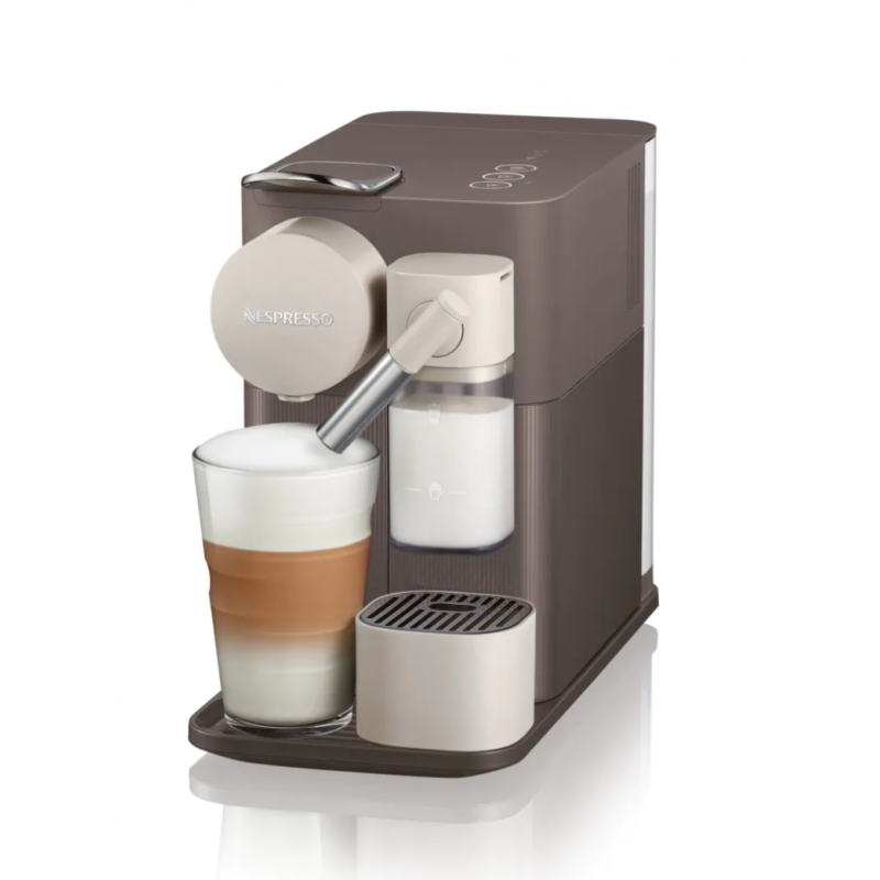 Delonghi Nespresso Lattissima En500.Bw Brune