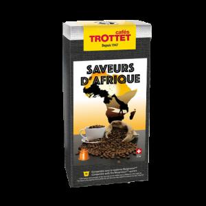 Saveurs D'afrique 10 Capsules