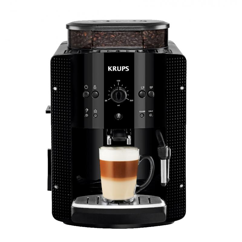 Krups Kaffee-Vollautomat Espresso EA8108 Cafés Trottet