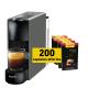 Krups Essenza Mini Intense + 200 capsules