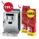 10KG bought, Delonghi 22.110.SB to 199.-