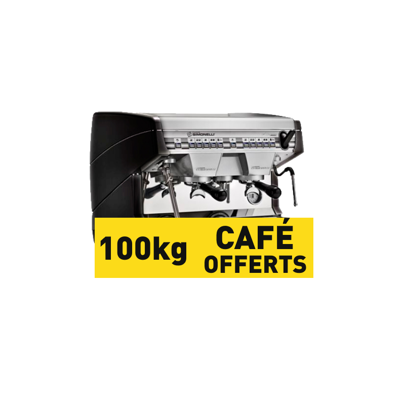Nuova Simonelli Appia II Compact et 100KG offerts