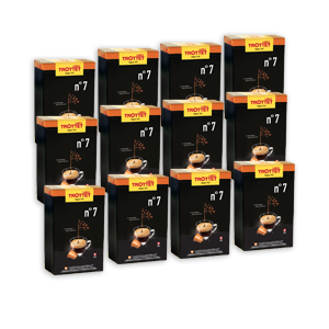 1'000 capsules compatibles N°7 Pack