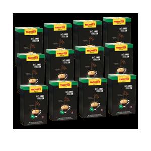 1'000 capsules compatibles Mélange Italien Pack