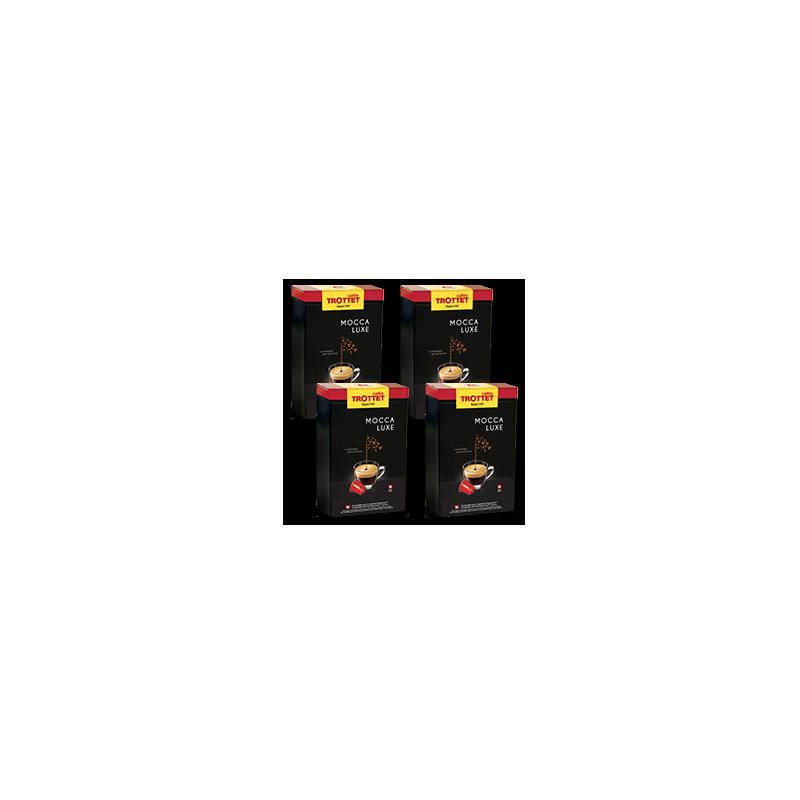 200 kompatible Kapseln Nespresso®* Mocca Luxe Pack