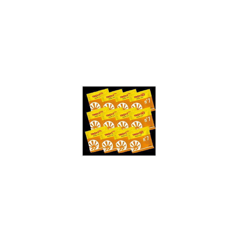 1000 Pads ESE 44mm N°7 Pack