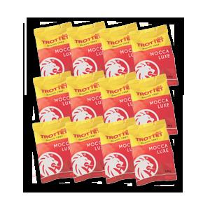 1000 kompatible Kapseln Lavazza®* Mocca Pack