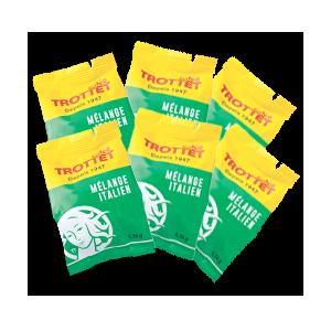 200 capsules Lavazza®* compatibles Mocca Pack