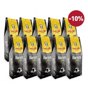 Barista Gold Coffee beans 10x250G 10%