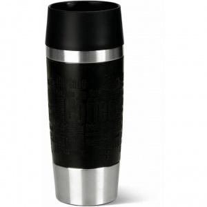 Emsa Travel Mug 0.36L A Manchette Noire