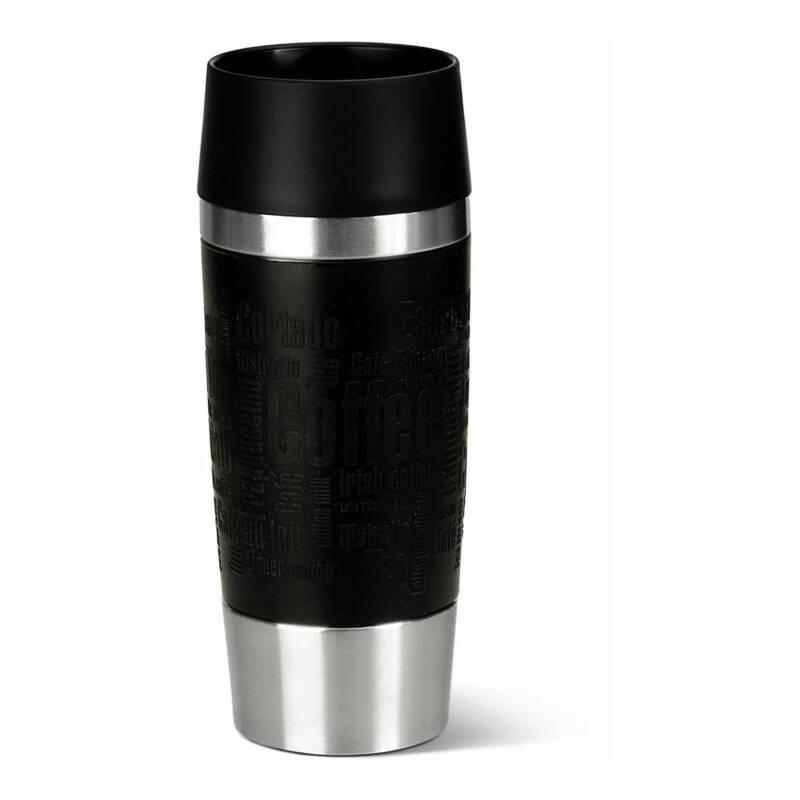 EMSA Travel Mug Isotherm 0.36l Schwarz