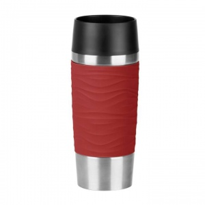 EMSA Travel Mug Isotherm 0.36l Red