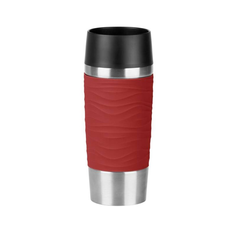 EMSA Gobelet isotherme Travel Mug 0.36l rouge