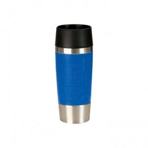 EMSA Gobelet isotherme Travel Mug 0.36l Bleu