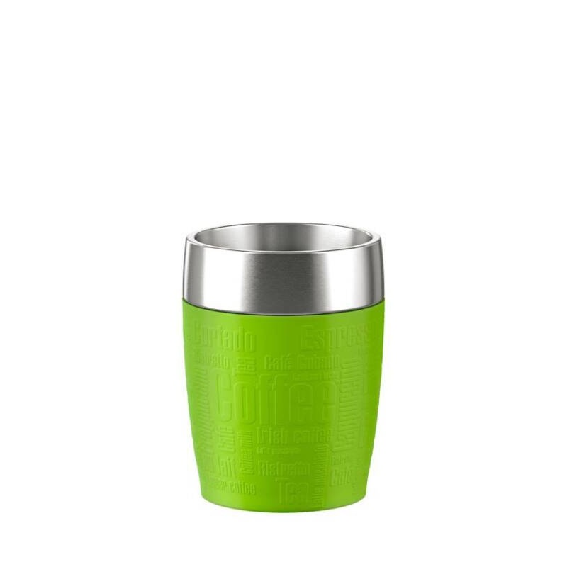 Emsa Gobelet Isotherme Travel Cup 0.2L Lime