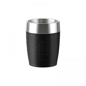 Emsa Gobelet Isotherme Travel Cup 0.2L Schwarz