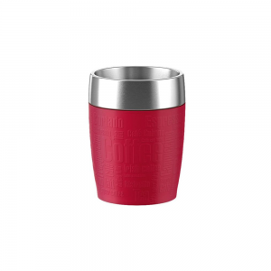 Emsa Gobelet Isotherme Travel Cup 0.2L Rot