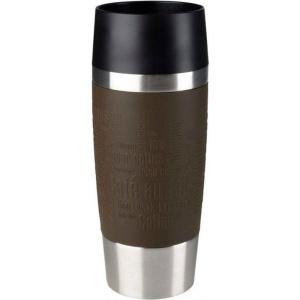 EMSA Gobelet isotherme Travel Mug 0.36l Brun