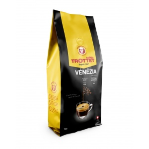 Venezia Grounded Coffee 1KG Cafés Trottet