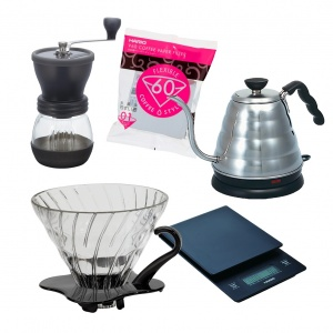 Initiation to Slow Coffee...