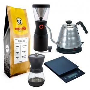 Initiation au Slow Coffee...