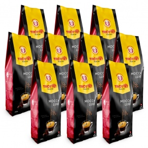 Mocca Luxe 10x250G