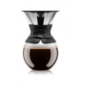 Bodum Pour Over 1L Black