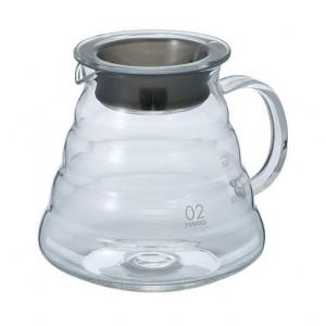 Hario - Glaskaraffe 2-5 Tassen