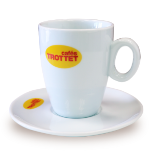 Trottet Cappuccino Mugs 6 p