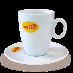 Trottet Cappuccino Tassen 6 S