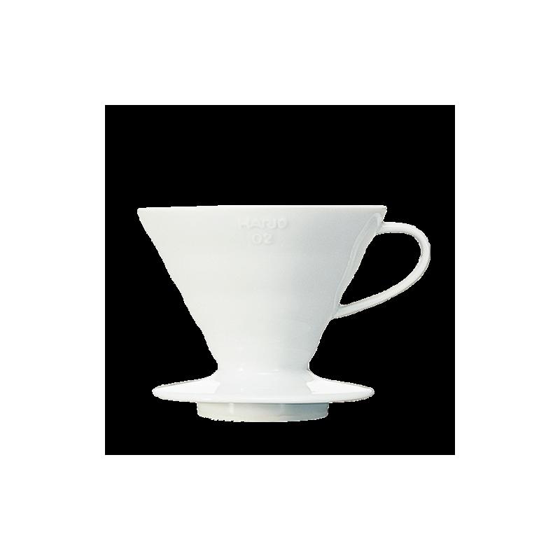 Hario - V60 Blanche 1-4 Tasses